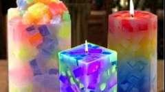 Как сделать свечу в домашних условиях?