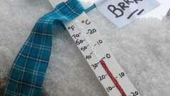 Как сделать термометр из картона своими руками: пошаговое описание