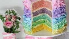 Как сделать украшения для торта своими руками