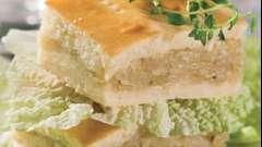 Как сделать вкусный пирог: рецепт капустников