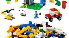 Как собирать «лего», или вопросы «лего»-моделирования