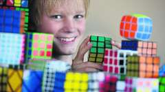 Как собрать кубик рубика 2х2. Алгоритм сборки кубика рубика 2х2