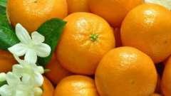 Как сохранить мандарины до нового года в свежем виде