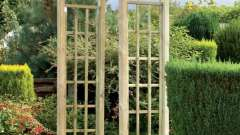 Как создается арка садовая своими руками