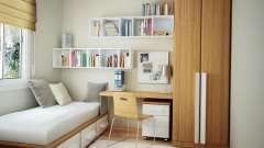 Как создать дизайн комнаты в общежитии?