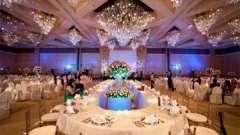 Как создать оригинальное оформление залов на свадьбу?