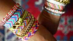 Как сплести браслет из веревок? Варианты плетения мужского и женского браслетов