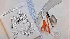 Как строится выкройка рукава: пошаговая инструкция для начинающих