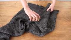 Как убрать катышки с одежды аппаратом и подручными средствами