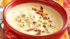 Как варить сырный суп: простые рецепты