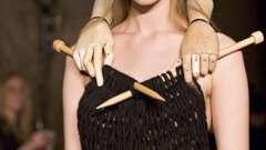 Как вязать платье своими руками