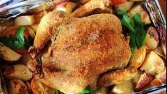 Как вкусно приготовить курицу в мультиварке?