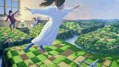 Как вы думаете, к чему снится летать? Во сне это палка о двух концах!