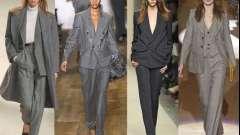 Как выбрать брючные женские костюмы в соответствии с правилами стиля?