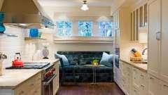 Как выбрать диванчик на кухню?