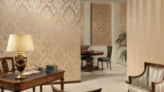 Как выбрать дизайн обоев для зала
