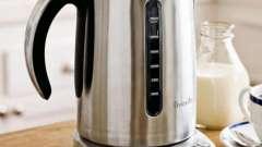 Как выбрать электрический чайник с терморегулятором? Отзывы, описание популярных моделей