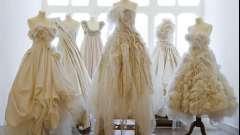 Как выбрать красивое платье на свадьбу?