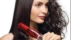 Как выбрать щипцы для выпрямления волос?