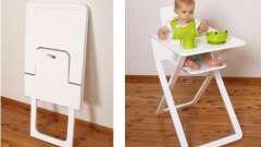 Как выбрать стульчик для кормления: практические советы