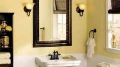 Как выполнить ремонт в маленькой ванной комнате