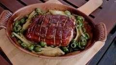 Как запечь свиную шейку в духовке: рецепты приготовления