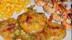 Как запечь в духовке картофель: пошаговый рецепт