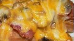 Как запекать куриные грудки в духовке?