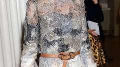 Как завязать красиво пояс на платье: советы стилиста
