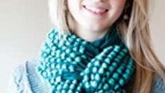 Как завязать модно шарф? Различные способы и описание одного из вариантов