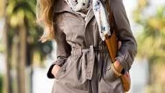 Как завязать шарф на пальто: несколько простых советов