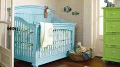 Какая бывает мебель для новорожденного? Правила выбора мебели для новорожденного