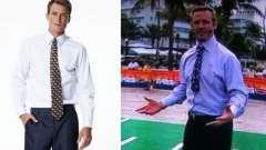 Какая длина галстука должна быть по правилам этикета?