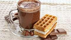 Какао (напитки): производители. Напитки из какао-порошка: рецепты