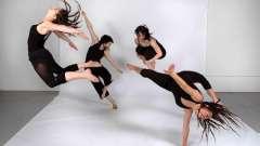 Какие бывают танцы? Название видов танцев