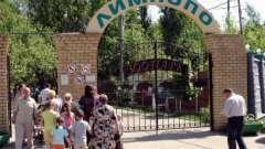 Какие есть зоопарки в нижнем новгороде?