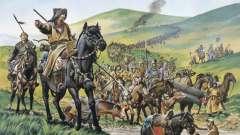 Какие города руси оказали сопротивление монгольским войскам во время захвата?