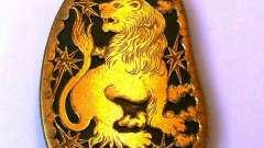 Какие камни подходят львам. Камень на страже огня