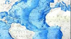Какие материки омывает атлантический океан? Какие страны омывает атлантический океан?