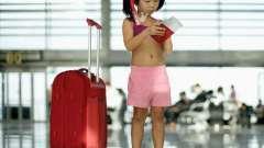 Какие необходимо собрать документы для загранпаспорта для ребенка?