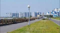 Какие самые чистые города в россии?