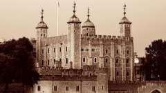 Какие секреты хранит тауэр в лондоне?