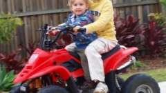 Каким детям подойдет детский квадроцикл бензиновый?