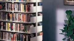 Каким должно быть оформление школьной библиотеки