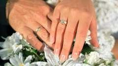 Какими должны быть обручальные кольца: традиции и обычаи