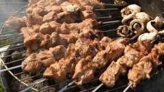 Какое мясо лучше брать на шашлыки: свинину, говядину, баранину или птицу?