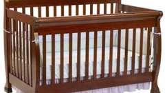 Какой может быть детская кроватка? Размеры и дизайн