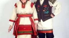 Какой он, мужской русский народный костюм?