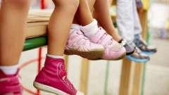 Какой размер обуви 22 см и как правильно выбирать обувь детям