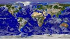 Какова причина движения воздуха в атмосфере